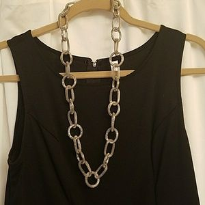 Cool metal necklace